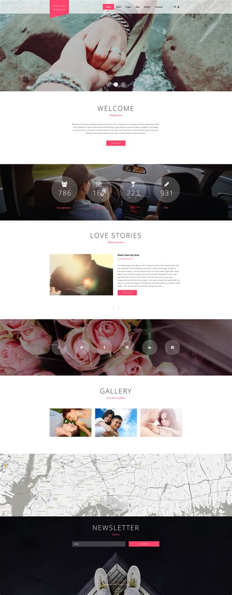 dating joomla template 59097 templates com