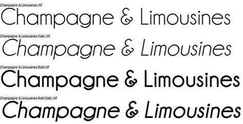 business letters font best fonts for business cards