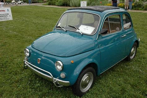 fiat 500 history 1969 fiat 500 history pictures value auction sales