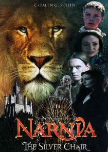 silver chair narnia the chronicles of narnia the silver chair 2013