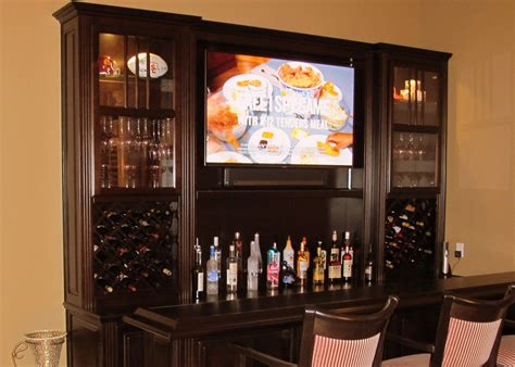 Custom Bar Conversion Varnish Applied To Our Custom Bars And Kitchens