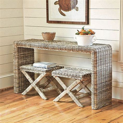 can rattan furniture be used outdoors can you use outdoor furniture indoors the decorologist