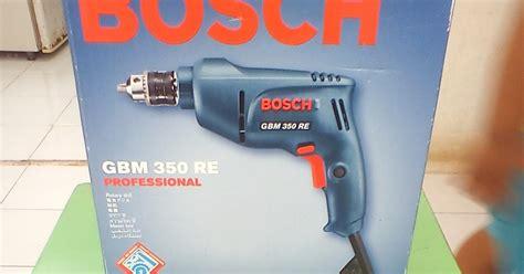 Bor Duduk Einhill mesin bor bosch gbm 350 re peralatan dan mesin perkakas