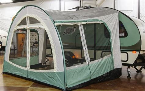 r dome awning with screen room r pod travel trailer travel trailers rgv