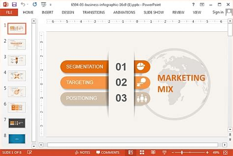 powerpoint index template powerpoint index template slidemodel professional