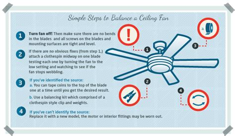 how to balance a fan how to balance a ceiling fan 187 home
