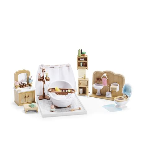 calico critters bathroom calico critters deluxe bathroom set jo ann