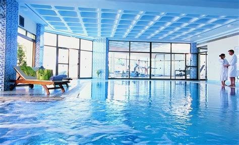 indoor heated pool constantinou bros athena royal beach hotel paphos hotels