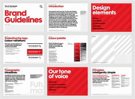 5 Vital Questions To Be Asked When Branding A Small Business Designhill Brand Identity Guidelines Template