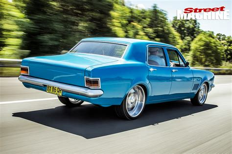 stroked chev v8 powered hg holden premier machine