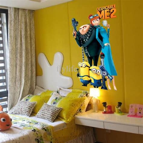 Yellow Minion Bedroom 37 Joyful Room Design Ideas With Blue Yellow Tones