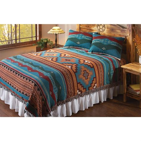 southwest bedding clearance river canyon southwest coverlet 166717 quilts at