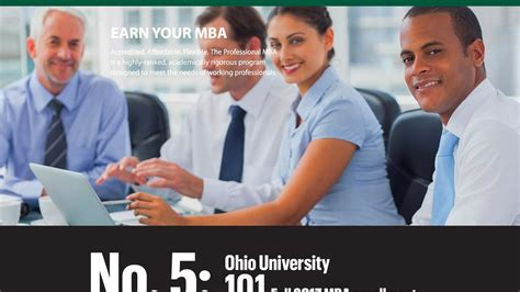 Ohio Mba List by Central Ohio S Top Mba Programs Columbus Columbus
