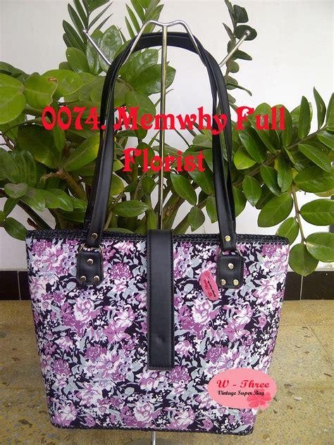 Tas Selempang Motif Bunga Wanita jual tas vintage wanita selempang sebahu motif bunga