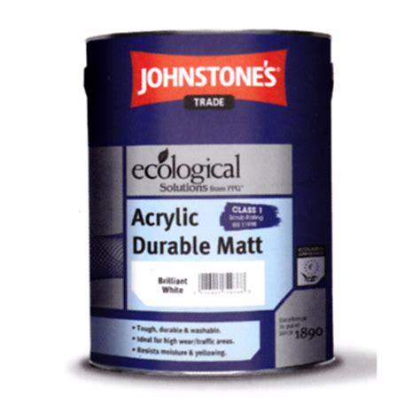acrylic paint johnstones johnstones trade acrylic durable matt designer paint store