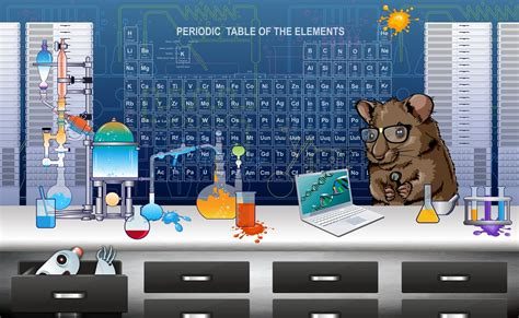 science lab wallpaper gallery