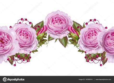 marquesina imagenes html horizontal borda horizontal floral padr 227 o sem costura guirlanda de