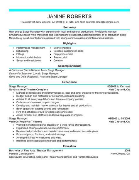 resume for supervisors gse bookbinder co
