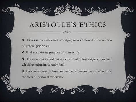 fictive biography definition compare bantham s idea of ethics with aristotle