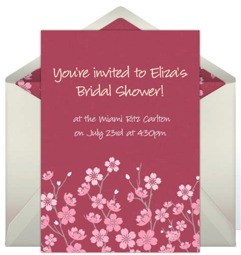 create bridal shower invitations free free invitations for bridal showers