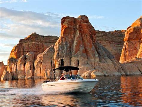 lake powell fishing boat rentals bullfrog lake powell boat rentals more