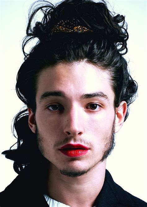 Play Our Project Runway Faceoff Fabsugar Want Need 2 by Thoughts On Ezra Miller Being Cast As Flash