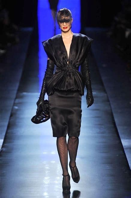 sfilata jean paul gaultier parigi alta moda primavera sfilata jean paul gaultier primavera estate 2014 alta