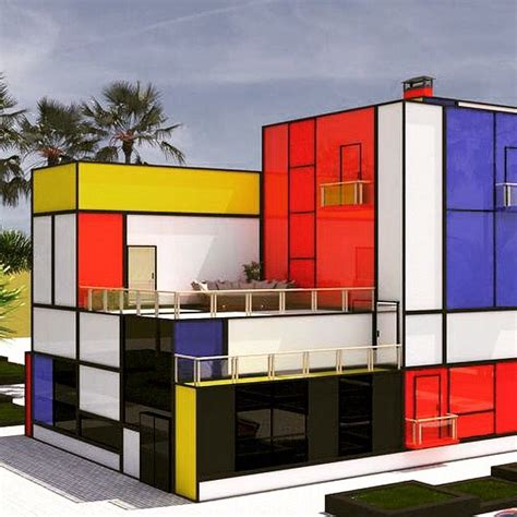 nextbauhaus design movement mondrian house 169 vasily