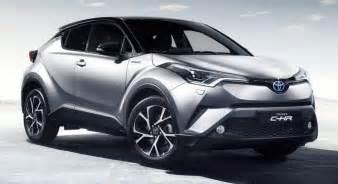 C C Toyota 2017 Toyota C Hr Suv Interiors Revealed Gaadiwaadi