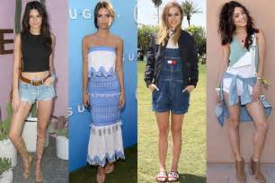 Celebrity Style by Coachella 2016 Celebrity Style See The Best Dressed At