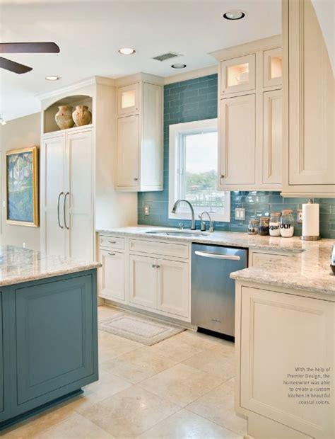 light blue subway tile backsplash kitchens pinterest best 25 teal kitchen walls ideas on pinterest teal