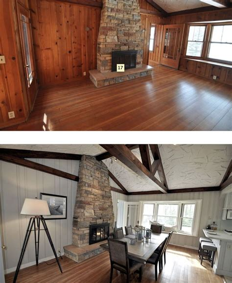 25 best ideas about knotty pine rooms on wood paneling update knotty pine living