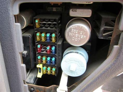 dodge caravan interior fuse box location billingsblessingbagsorg