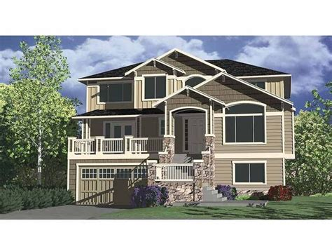 eplans contemporary modern house plan grand nw