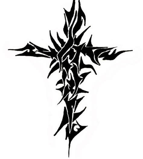free cross tattoos cool celtic cross tattoos designs inofashionstyle