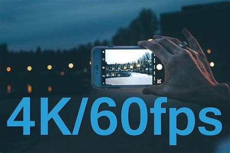 iphone 8 will record 4k at 60fps on both cameras report suggests diy photography