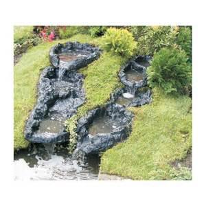 cascade 65 cm d 233 coration pour bassins de jardin et 233 tangs