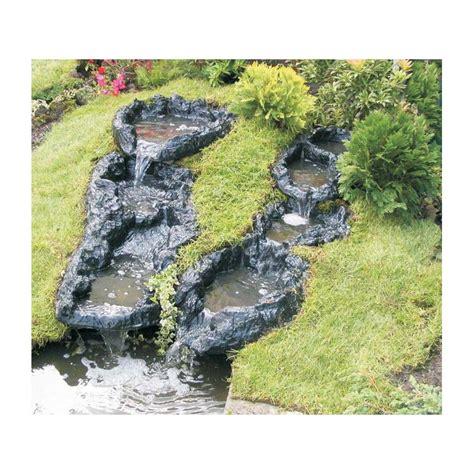 t 234 te de cascade 65 cm d 233 coration pour bassins de jardin et