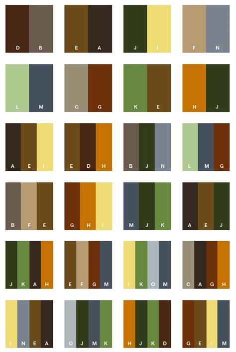earth tone color palette pinterest earth tone colour combinations earth tone colors