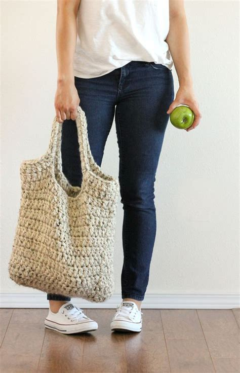 Tote Bag Gig Market Tote update your wardrobe with these crochet purses and totes