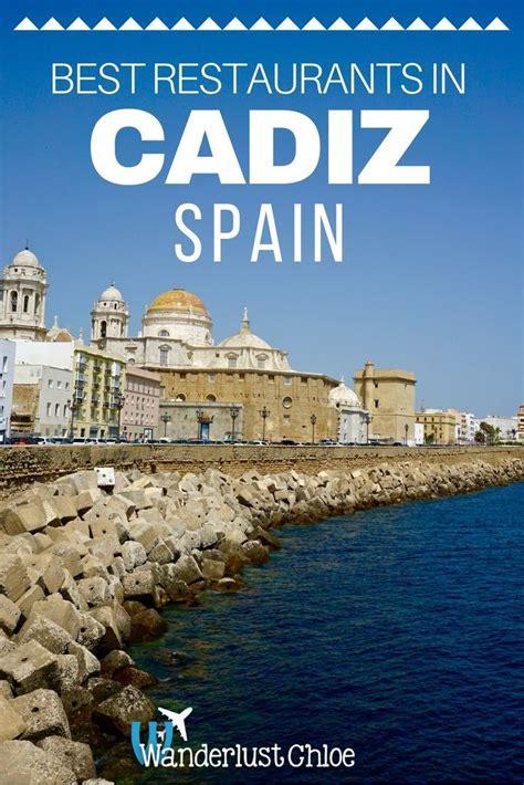 best restaurants in cadiz 15358 best world food images on cook travel