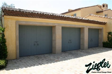 French Country Style Garage Doors Ziegler Doors Inc Country Garage Doors