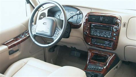 1997 Ford Explorer Interior by 1997 Ford Explorer Information And Photos Zombiedrive