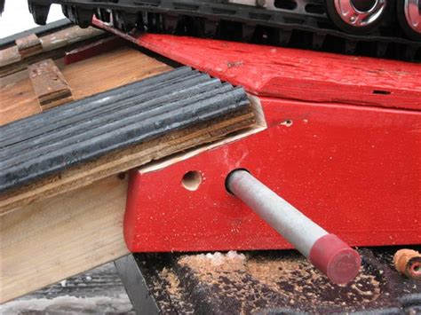 Sled Ramp For My Pickup Page 2 Snowmobile Forum Your