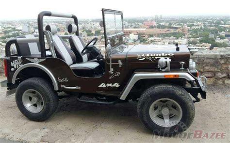 Jeep 4x4 Used Mahindra Jeep 4x4 Classic 5169300915154226