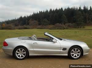 Mercedes Sl Convertible For Sale Classic 2002 52 Mercedes Sl 500 Convertible For Sale