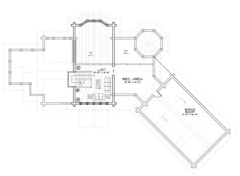 caribou log home floor plan by precision craft allegheny log home floor plan
