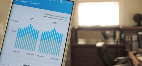 better sound use samsung s hearing test to get drastically