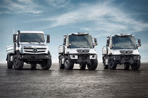 mercedes truck 2014 gear 2014 mercedes unimog makes the ultimate