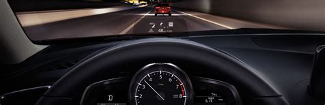 what is mazda active driving display